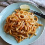 Pumpkin Thai Curry Udon