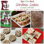 24 of The Best Christmas Cookies to Make with Kids