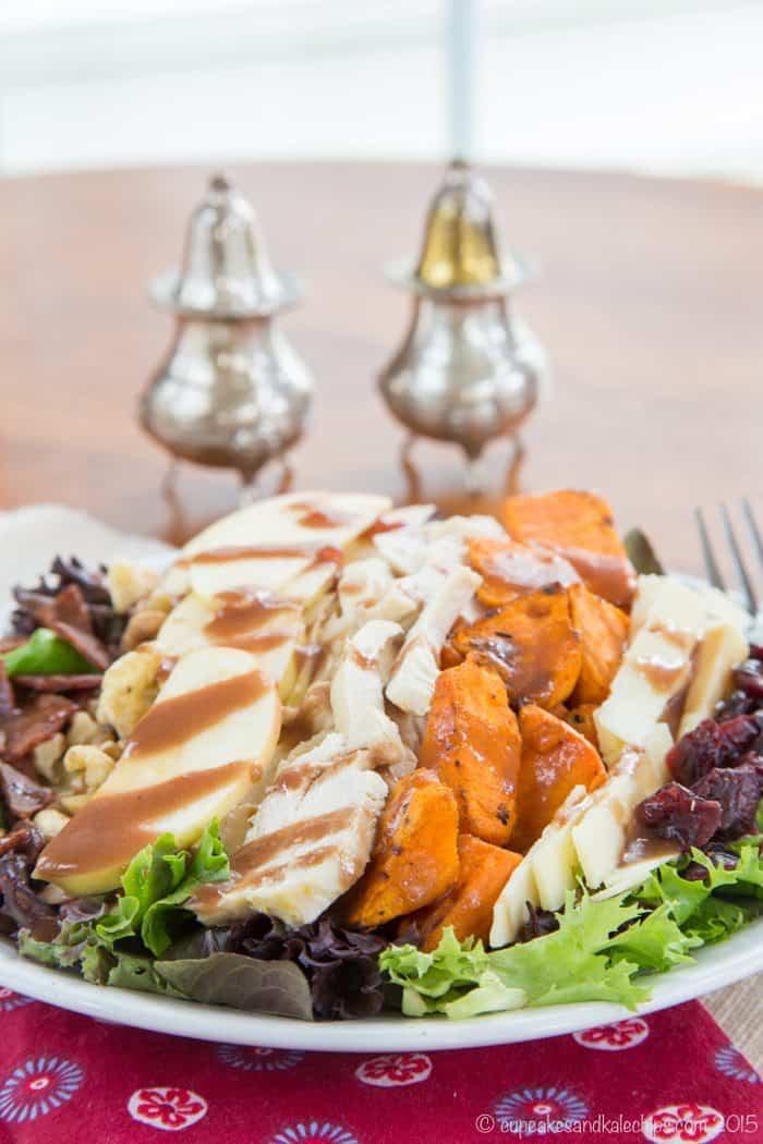 harvest turkey salad