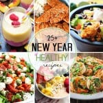 25+ New Year Healthy Recipes and Blendtec Giveaway for #EatHealthy16