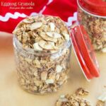 Slow Cooker Eggnog Granola and #ChristmasWeek Giveaway!
