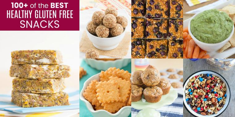 Healthy Gluten Free Snacks