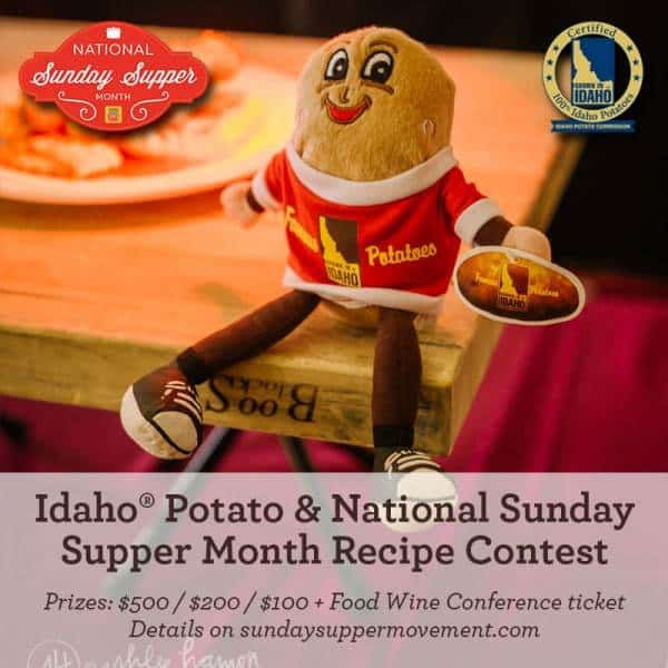 Idaho Potato contest