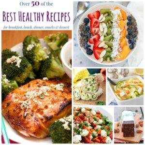 Best Healthy Recipes for Dinner and more