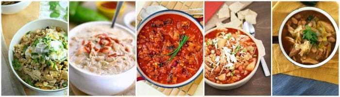 The Best Chicken Chili Recipes