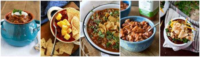 The Best Pork Chili Recipes