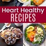 25 Delicious Heart Healthy Meals