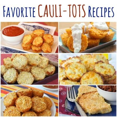 Favorite Cauli-Tots Recipes