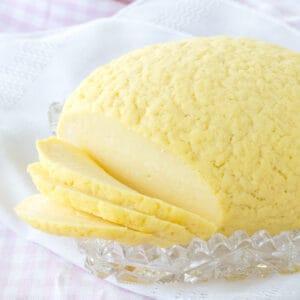 Hrudka Easter Ukrainian Egg Cheese recipe