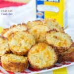 Old Bay Cauli-Tots for #SundaySupper