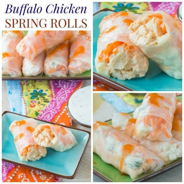 how to make spring rolls homemade