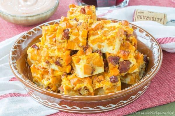 Chorizo Potato Bites Recipes — Dishmaps