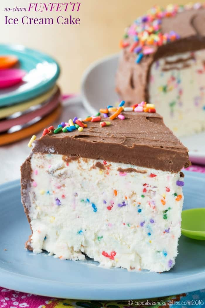 Gluten Free Ice Cream Sandwich Cake