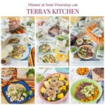 Dinner at Your Doorstep with Terra's Kitchen