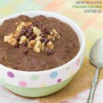 Brownie Batter Chocolate Zucchini Oatmeal recipe-8500 title