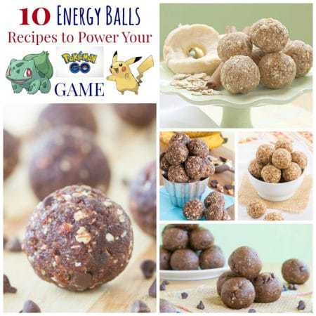 10 Energy Balls Recipes to Power Your Pokemon GO Game