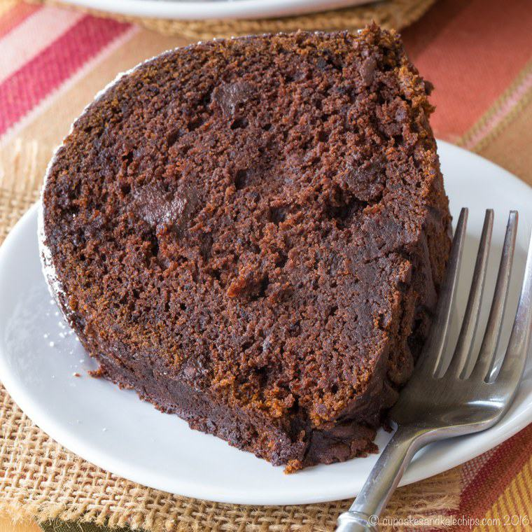 Gluten Free Chocolate Pumpkin Spice Cake Cupcakes Kale Chips