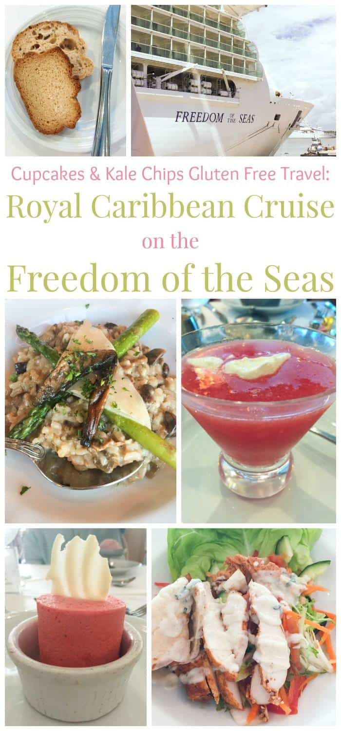 Gluten Free Food On Freedom Of The Seas Ship