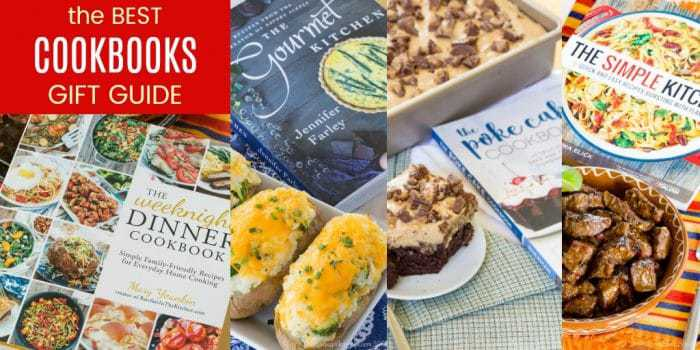 Foodie Gift Guide - the best cookbooks for foodies