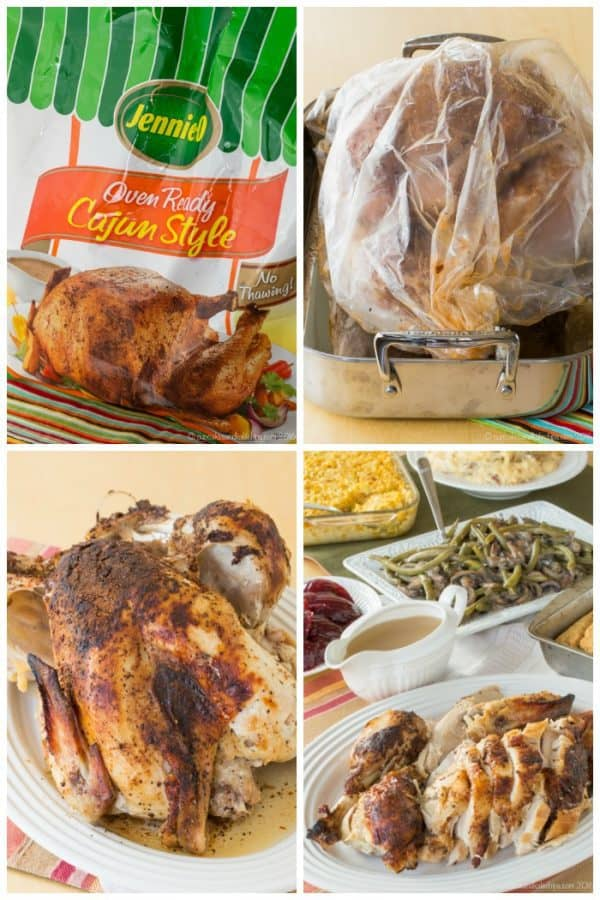 Jennie-O Oven Ready Turkeys and this easy Thanksgiving menu make holidays a breeze! #ad