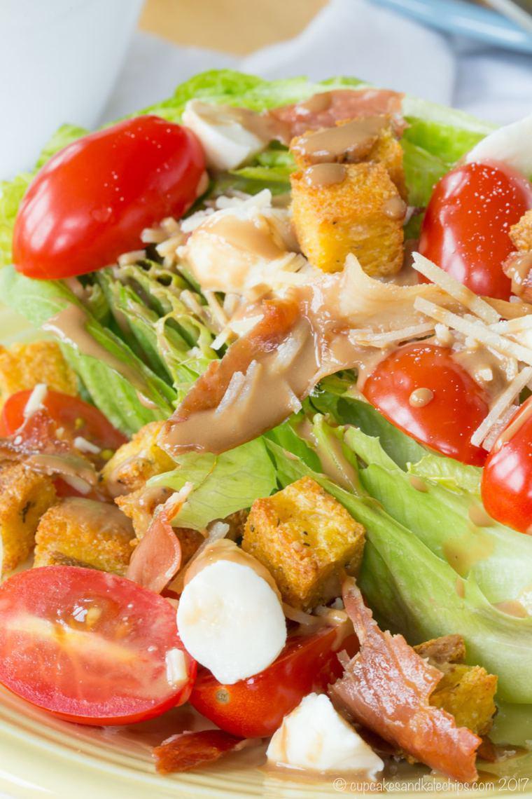 italian wedge salad
