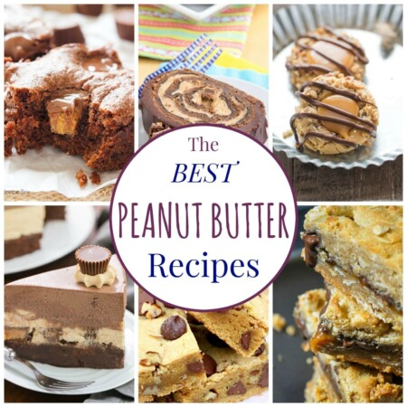 Over 30 of the Best Peanut Butter Recipes