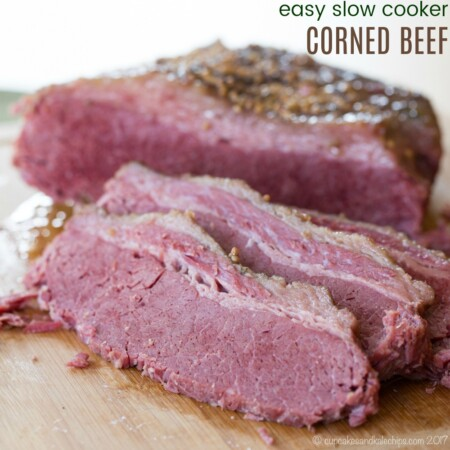 Easy Crock Pot Corned Beef Recipe
