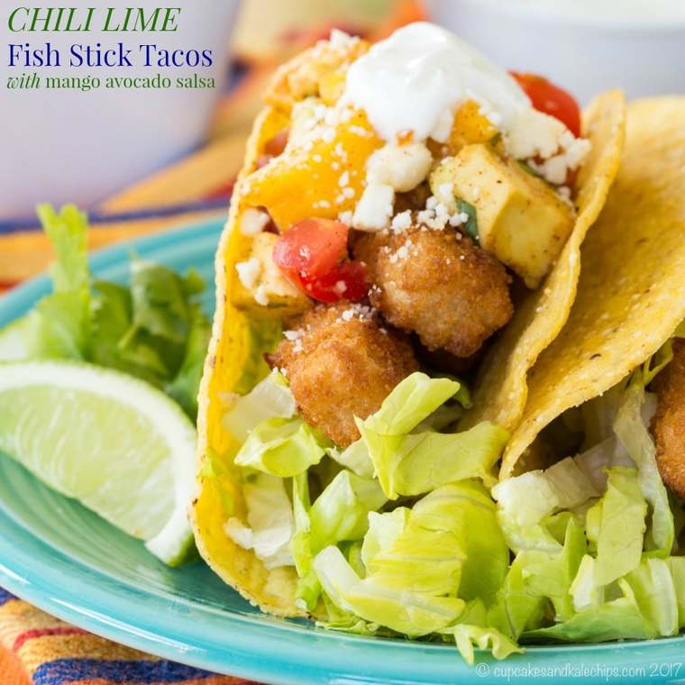 Fish tacos with fish sticks all about fish for Fish tacos with fish sticks