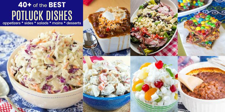 Best Potluck Recipes
