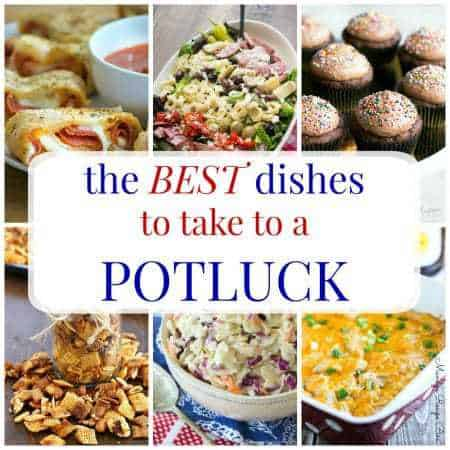 30+ of the Best Dishes to Take to a Potluck