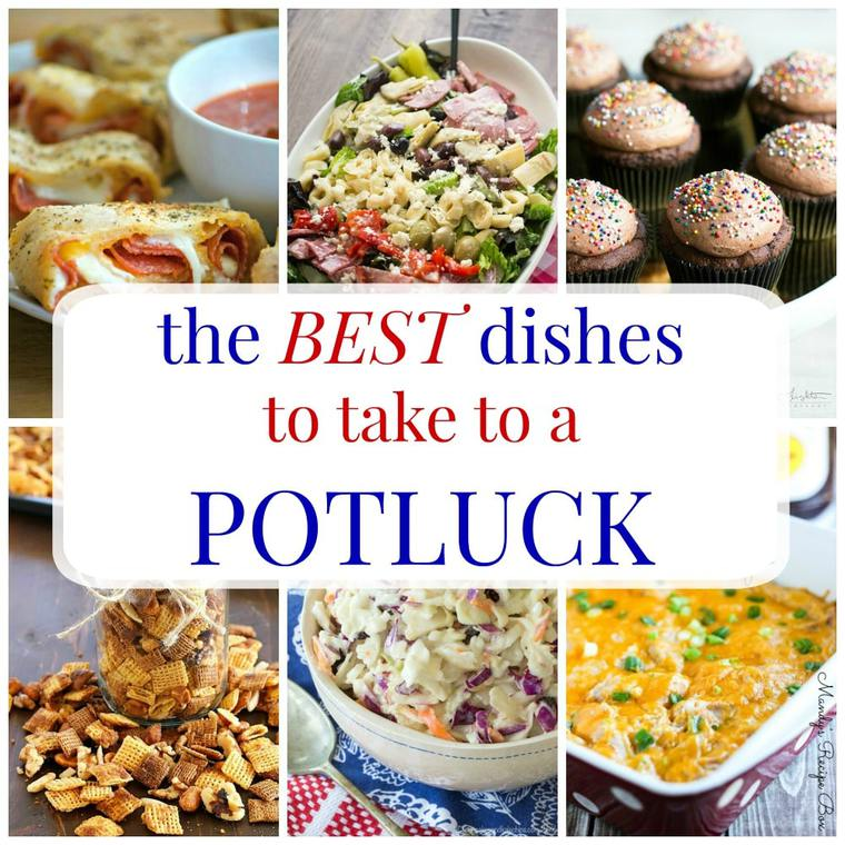2017 05 potluck ideas for small groups - 2017 05 Potluck Ideas For Small Groups 0