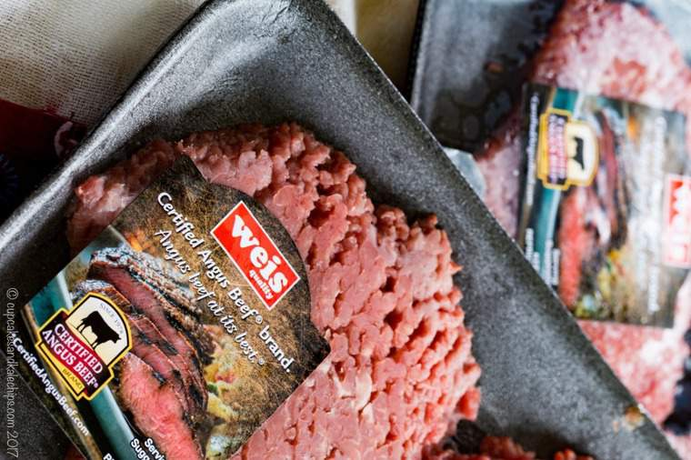 A Close-Up Shot of Packaged Certified Angus Beef on a Table