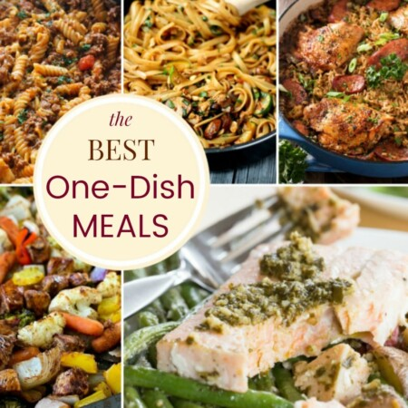 Best One-Dish Meals