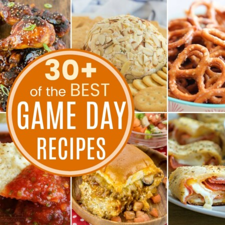 Over 30 of the Best Game Day Recipes