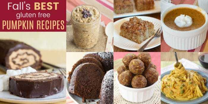 Best Gluten Free Pumpkin Recipes for Breakfast Dinner and Dessert