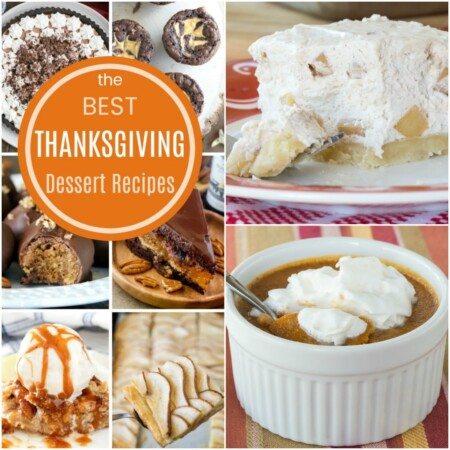 The Best Thanksgiving Dessert Recipes