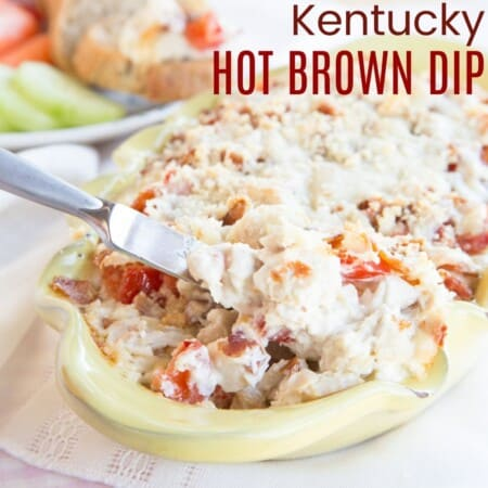 Kentucky Hot Brown Dip