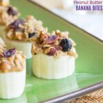 Easy Peanut Butter Banana Snack Recipe