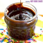 Easy Hot Fudge Sauce Recipe