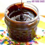 Easy Hot Fudge Sauce Recipe