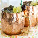 Pina Colada Mule Cocktail