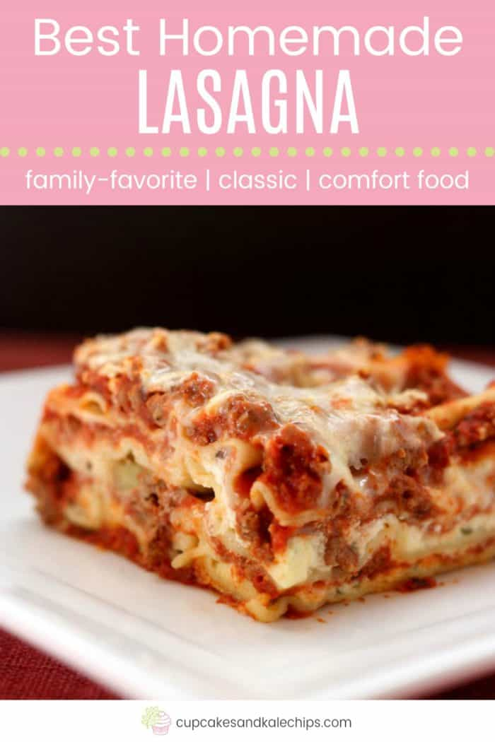 How to cook thawed homemade lasagna noodles taste