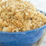 Browned Butter Cauliflower Rice Recipe