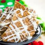 Snickerdoodle Hot Chocolate White Chocolate Bark Recipe
