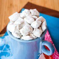 Chai Tea White Chocolate Puppy Chow
