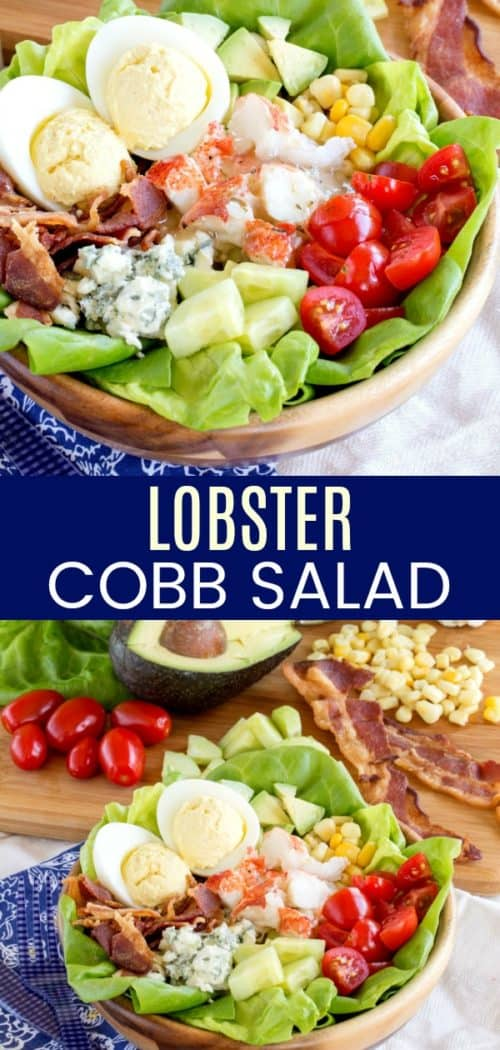 Lobster Cobb Salad Pin
