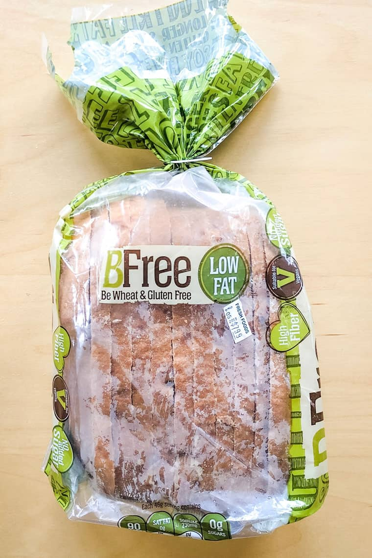 BFree Gluten Free Bread from the Best Gluten Free Bread Taste Test