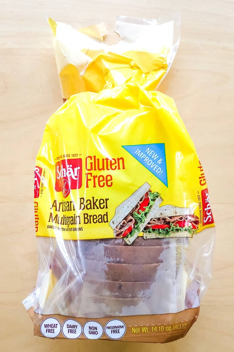 Schar Gluten Free Bread from the Best Gluten Free Bread Taste Test