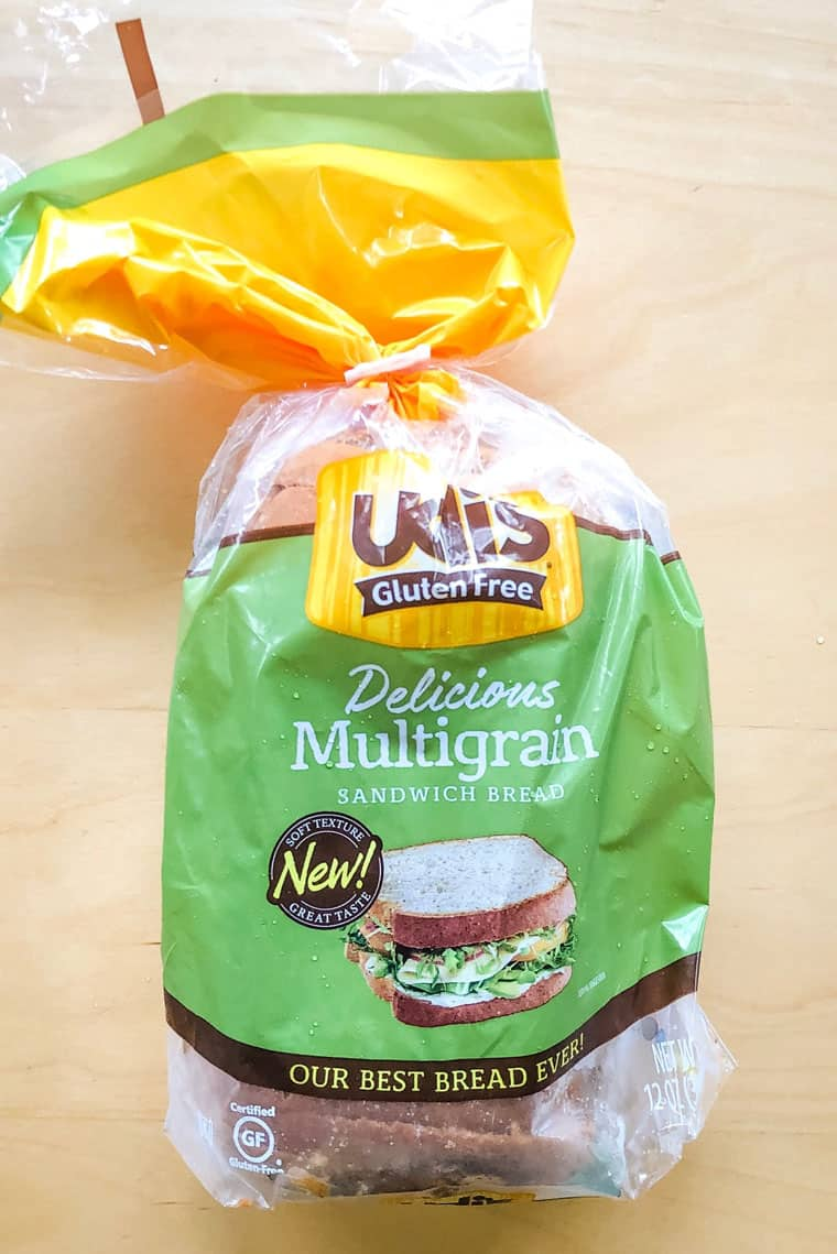Udi's Gluten Free Bread from the Best Gluten Free Bread Taste Test