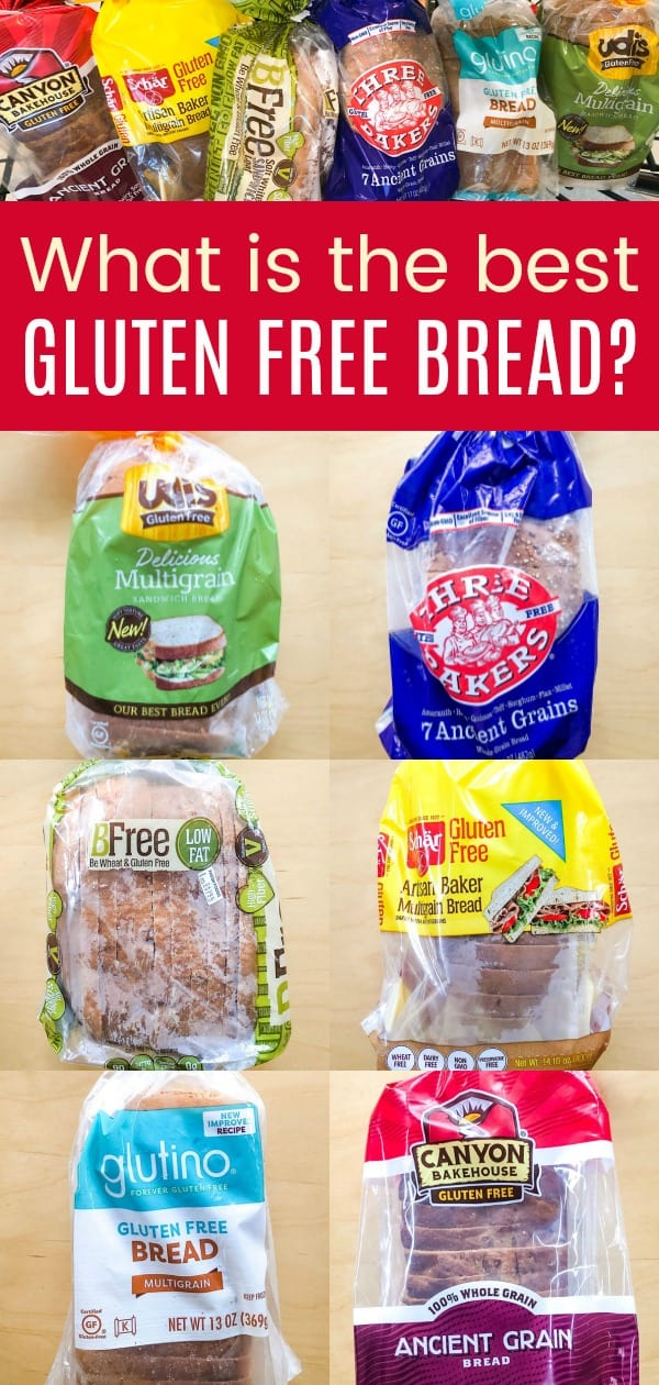 What is the Best Gluten Free Bread in this Best Gluten Free Bread Taste Test